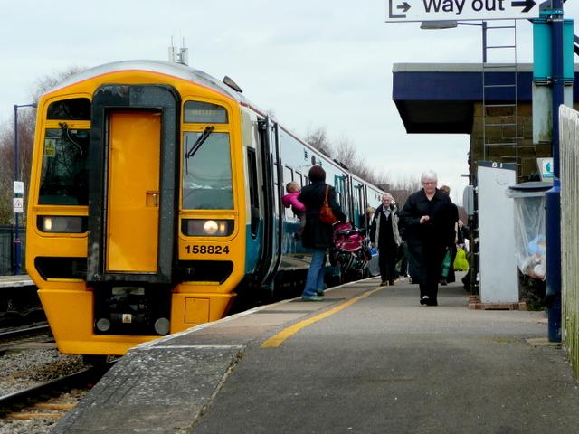 Lydney Station Scene 3