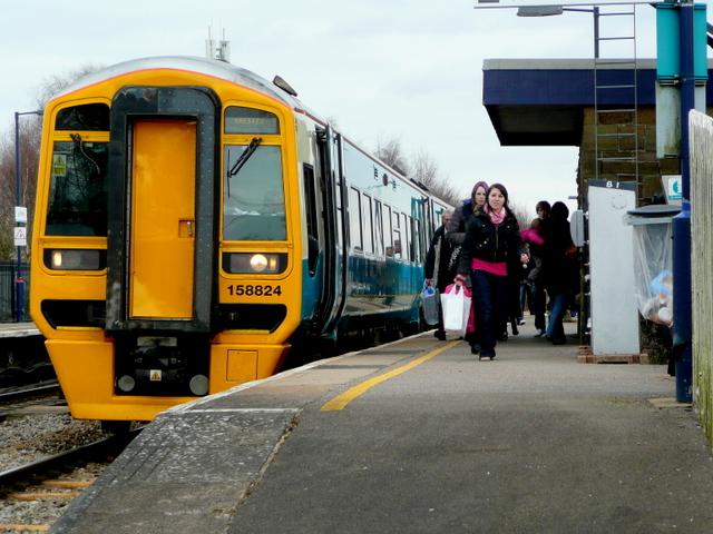 Lydney Station Scene 4