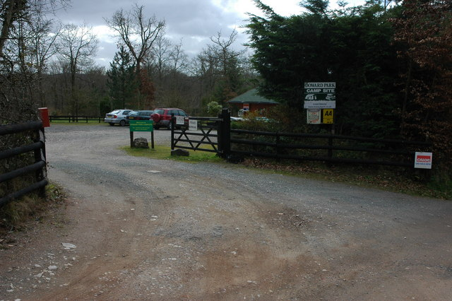 Doward Park Camp Site