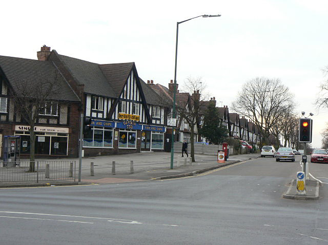 Shops at Perry Road