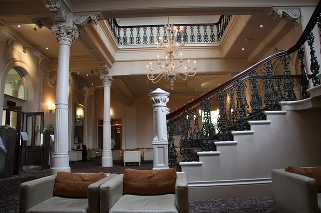 Royal York Hotel, lobby