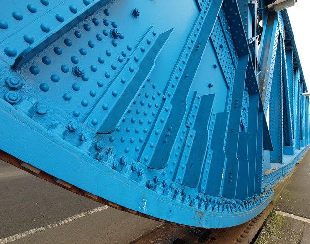 Drypool Lift Bridge's Rocker