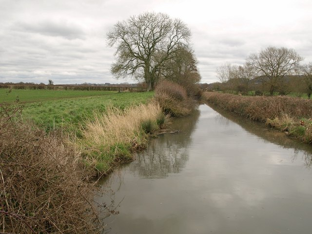 Madey Mill Stream