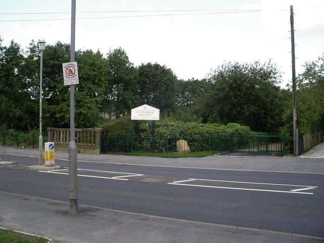 Sutton Brook Greenway