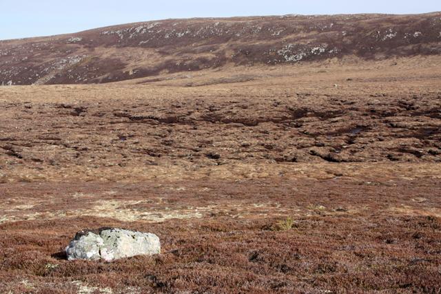 Peat Hags west of Carn Allt Laoigh