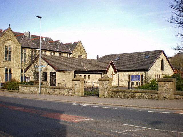 Central United Reformed Church, Darwen