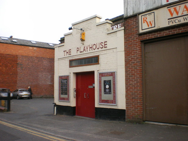 The Playhouse, Mark Street West