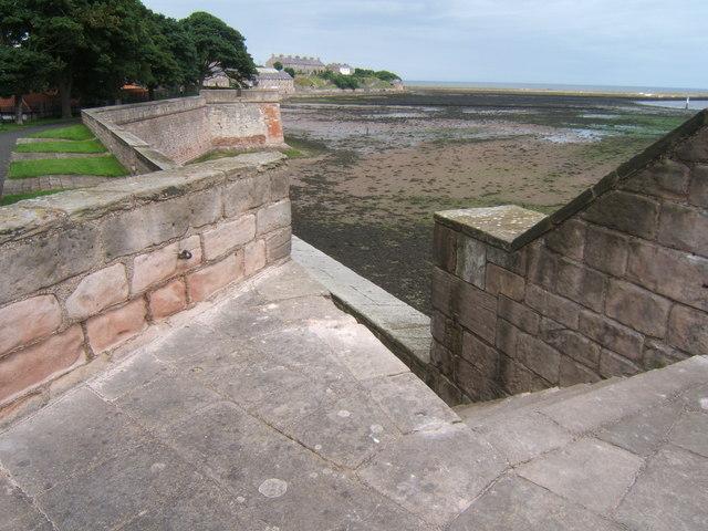 Coxon's Tower Steps