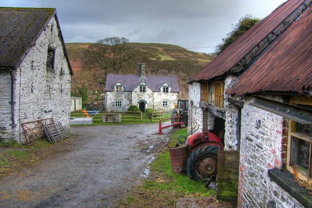 New Inn Farm, Glyndyfrdwy