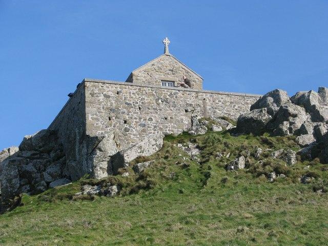 Chapel on St Ives Head
