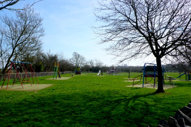 Playground, Fordington