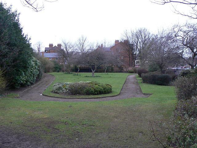 John Farr Rest Garden