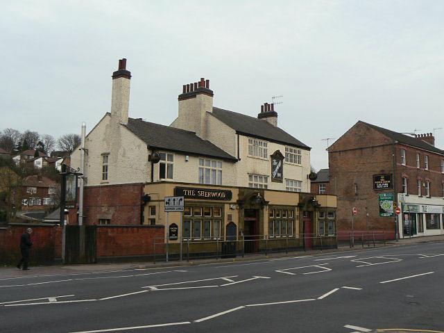 The Sherwood Inn