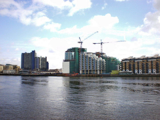 New development at Plantation Wharf