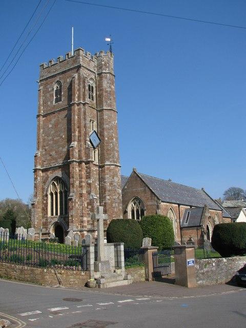 Lympstone Church