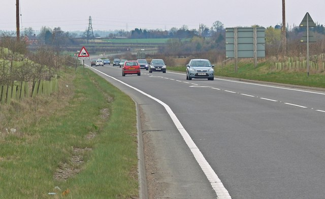 A607 Rearsby By-Pass