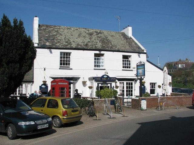 The Swan Inn, Lympstone