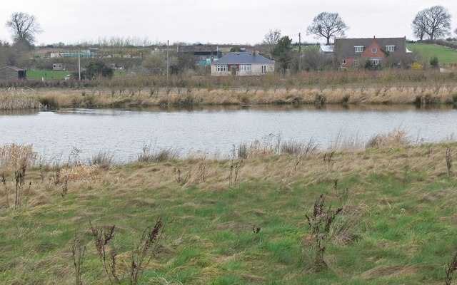 Small pond near Rearsby