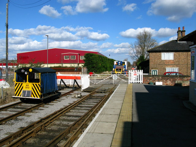 Leeming Bar Station