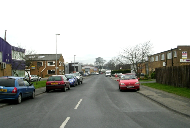 Moorfield Road - Victoria Avenue