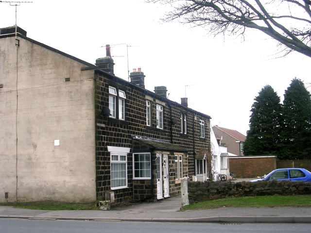 Moor Grange - Victoria Avenue