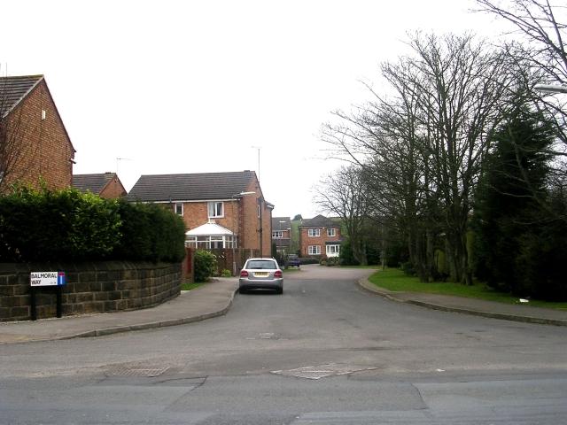 Balmoral Way - Victoria Avenue