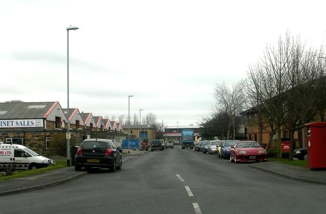Moorfield Road - High Street