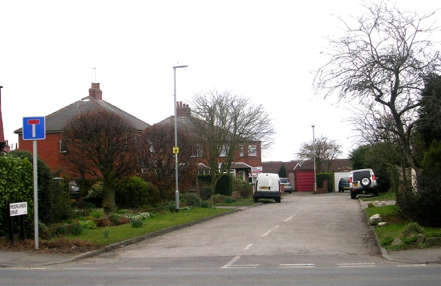 Moorlands Drive - Bayton Lane