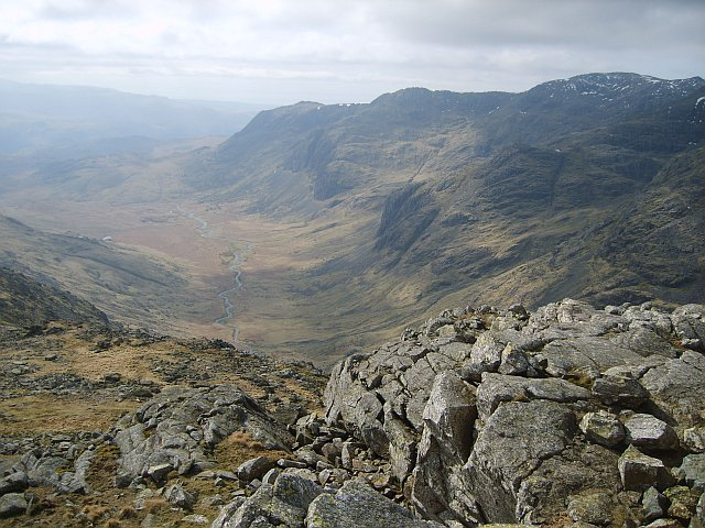 From Esk Pike