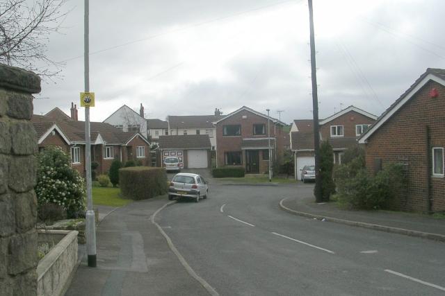 Moorfield Croft - Harrogate Road