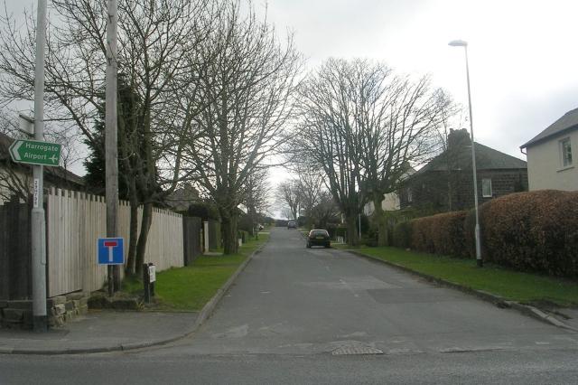 Belmont Grove - Harrogate Road