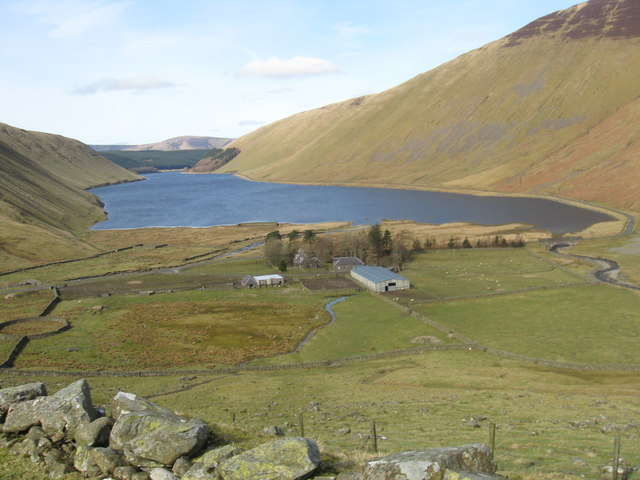 Talla on a beautiful Spring day