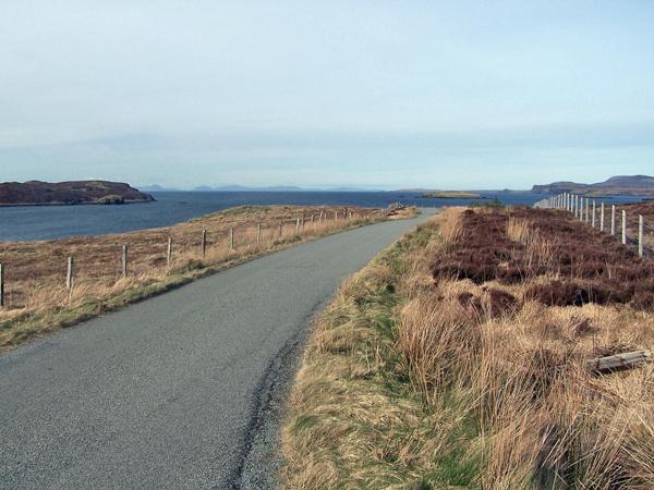 North from Kildonan