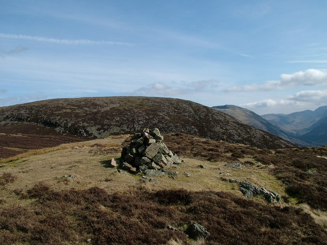 Cairn on Herdus
