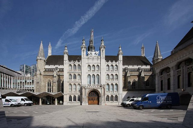 Guildhall, Gresham Street, London EC2