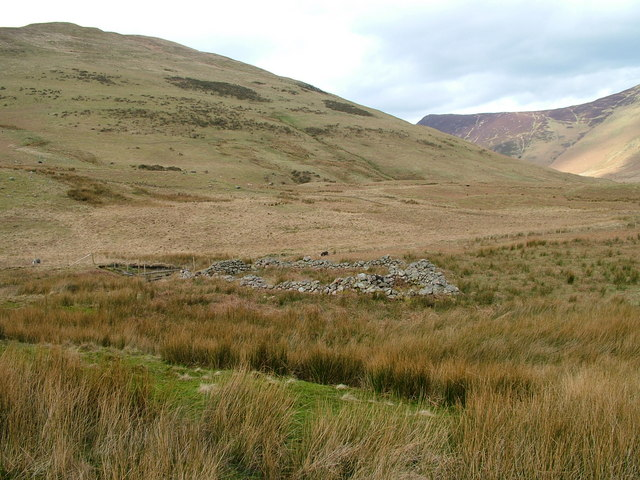 Sheepfold under Hen Comb