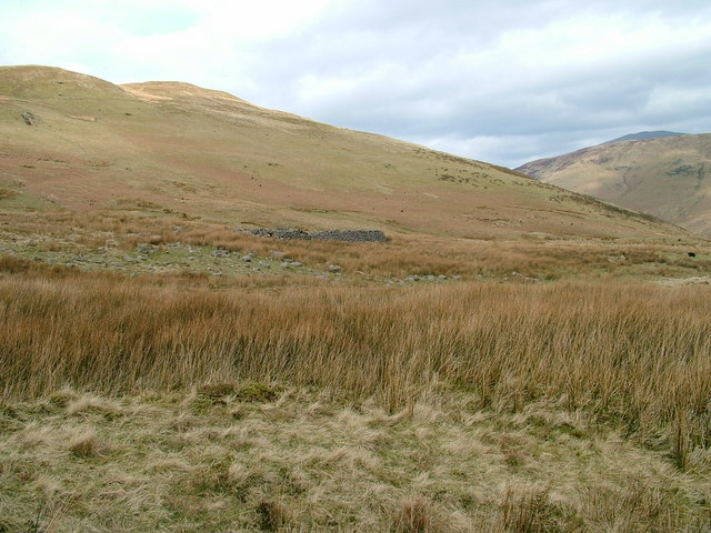 Sheepfold in Upper Mosedale