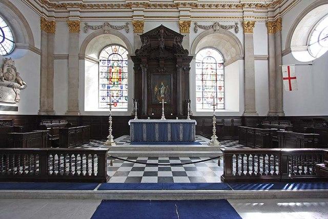 St Lawrence Jewry, Gresham Street, London EC2 - Sanctuary