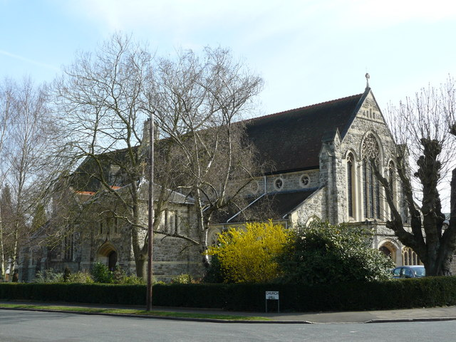 St.Mark's Church, Woodcote