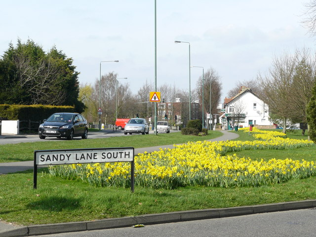 Sandy Lane South