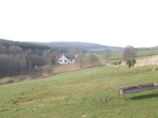 View of Mossgiel
