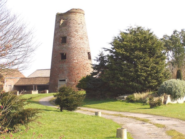 The Old Mill at Newsham Farm