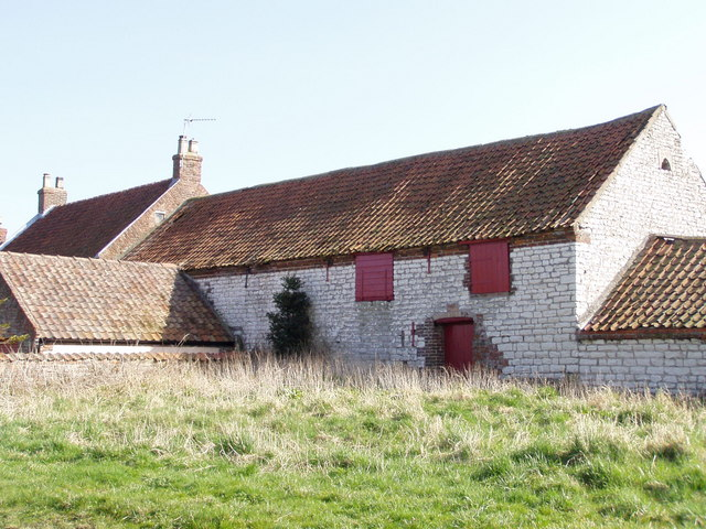 Traditional Farm Building