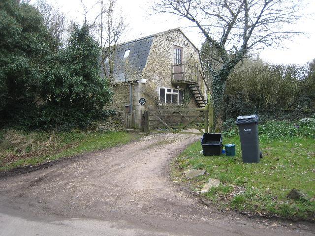 House at Ewen Wharf