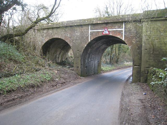 Cirencester branch bridge
