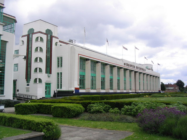 The Hoover Building, Perivale, London