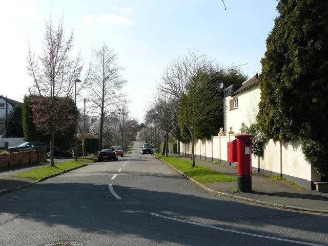 Street Scene, Briar Lane, Carshalton