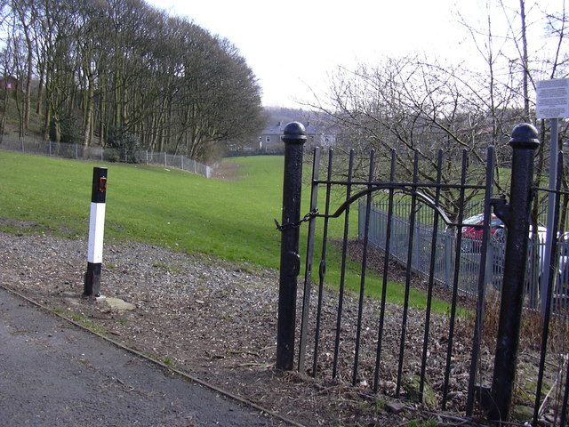 Playing Field off Bacup Road