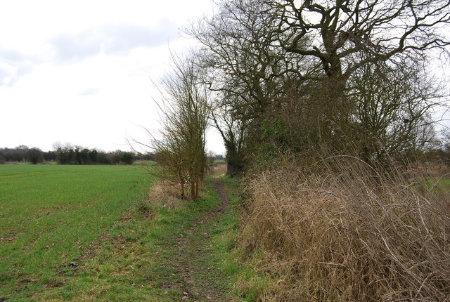Byway heading South