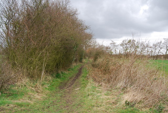 Byway heading North